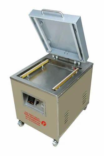 Khakhra Vacuum Packing Machine