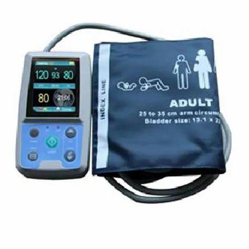 Ambulatory Blood Pressure Monitor at Rs 19460/piece | Ambulatory BP Monitor  | ID: 22017287312