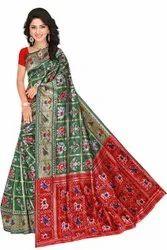 Kanchipuram Patola Silk Sarees