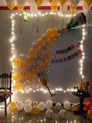 Birthday surprise, chennai