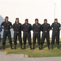 10 - 15 25 - 38 Year Commando Security Service