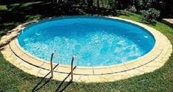 Round Swimming Pool for Hotel