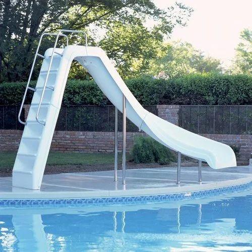 Swimming Pool Slides at Rs 75000/unit   स्विमिंग पूल स्लाइड, तैराकी के पूल  की स्लाइड - Classic Aqua Systems, Chennai   ID: 17900801855