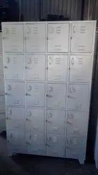 Mild steel MALHAR Storage Lockers/Labor Lockers, 12/16/20