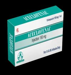 Aceclofenac Injection 150 mg