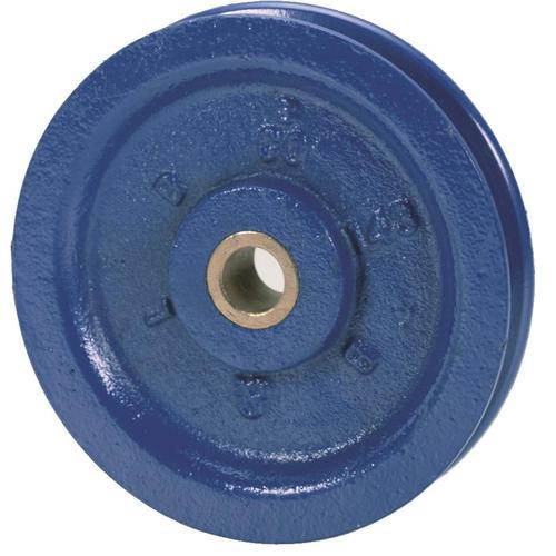 Wire Rope Pulley, Wire Rope Pulley - Power Metal, Rajkot | ID ...