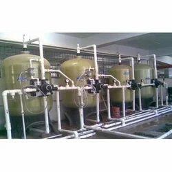 Pre Filtration Plant