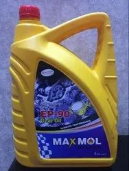 Non smell Light Vehicle Maxmol Lubricants Gear Oil, Grade: Ep-90, for Engine