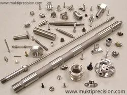 VMC Milled Components