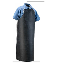 Black Cotton Industrial Aprons