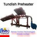 Tundish Preheater