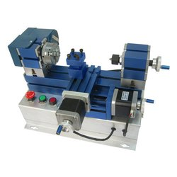 Pacemaker Solutions Mild Steel Cnc Trainer Lathe Machine, Automatic Grade: Automatic