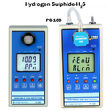 Portable H2S Detector PG-100-H2S