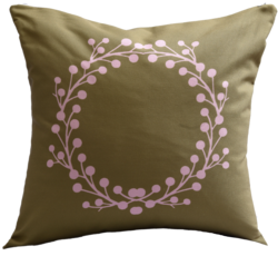 Cushion Cover ( Canvas)