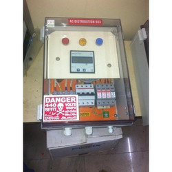 Solar AC Distribution Box with Energy Meter (Multi functional or Generation)