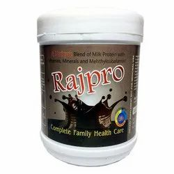 Rajpro Unique Blend of  Milk Protein with Vitamins, Minerals and Mehthylcobalamin