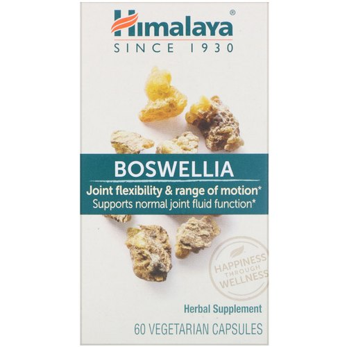 Himalaya Herbal Healthcare Boswellia Vegetarian Capsules