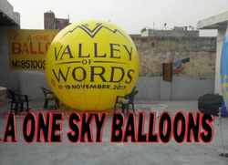 Promotional PVC Sky Balloon