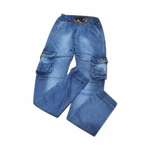 e59922b13 Regular Fit Casual Wear Mens Lycra Denim Jeans
