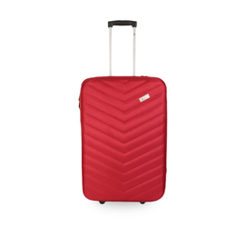 Fly AMAZE65 Cabin Luggage - 24 inch (Red)