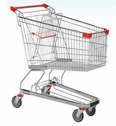 Metal Shopping Cart Trolley