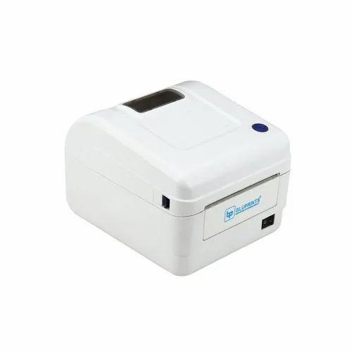 BluPrints Desktop Label Printer with Flexible Receipt Size (2-4 inch)