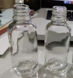 30 mL Clear Essential Glass Dropper Bottle