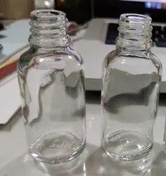 30 mL Clear Essential Glass Dropper Bottle