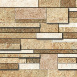 15x10 feet Elevation Wall Tiles, Thickness: 5-10 mm