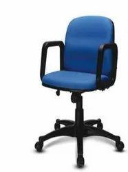 Black, Blue Godrej PCH-7002 Premium Executive Chair