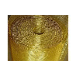Brass Mesh Wire Roll