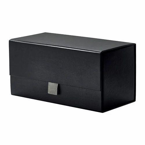 Black Handmade Gift Box