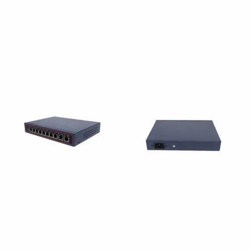 SHENZHEN BLIY Gigabit 8 Port POE Switch for CCTV Camera
