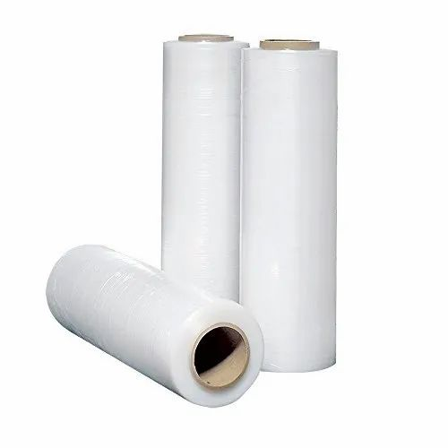 Shrink Wrapping Films - 12 Inches Stretch Wrap/Shrink Wrap Manufacturer  from Faridabad