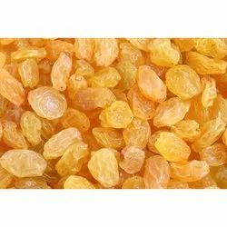 Golden Dried Grapes