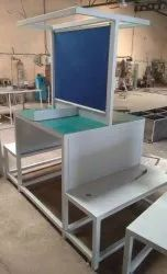 Stainless Steel Working Table, For Industrial