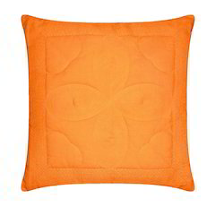 Multicolor 100% Cotton Embroidery Cushion, Size: 40 X40 Cm