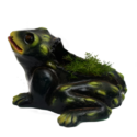 Pot In Frog Shape