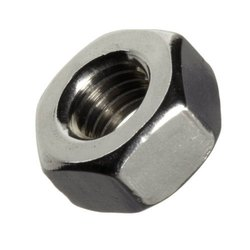 Hex MS Mild Steel Nut, Grade: 4.6, Size: M6