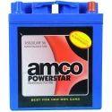 Amco Power Star Car Battery, 12 To 24 V