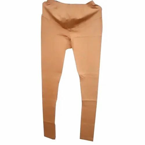 Cotton Plain Ladies Ankle Length Legging, Size: Xl, XXL