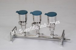 Sterility 3 Test Apparatus, Model Name/Number: 1, Size: 1