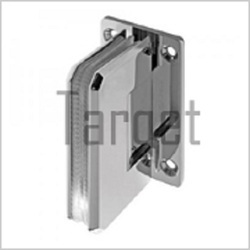 Shower Hinges Bevelled Series
