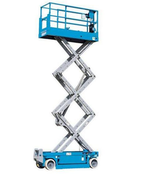 Scissor Lift for Rental