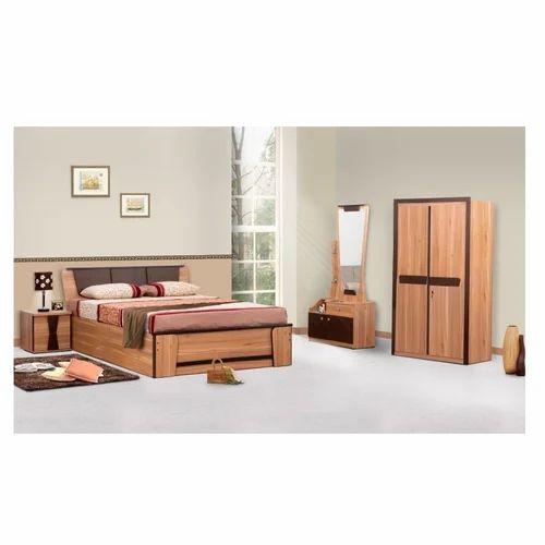 Damro Kbak0033dcdr Akira 4 Piece Bedroom Set