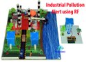 Industrial Pollution Detection And Wireless Alert Using RF