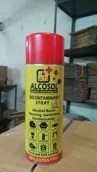 Disinfectant Alcohol Based Spray Kills 99.9% - Alcosol 450 Ml