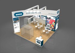 Customised Exhibition Stall