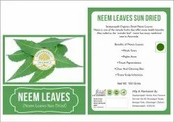 Seekanpalli Organic Neem Leaves Sun Dried 100 g
