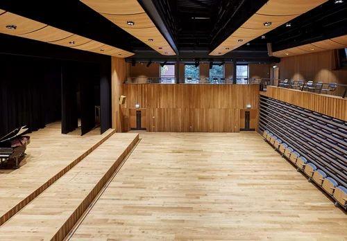 Accord Auditorium Wood Flooring Usage Indoor Rs 300